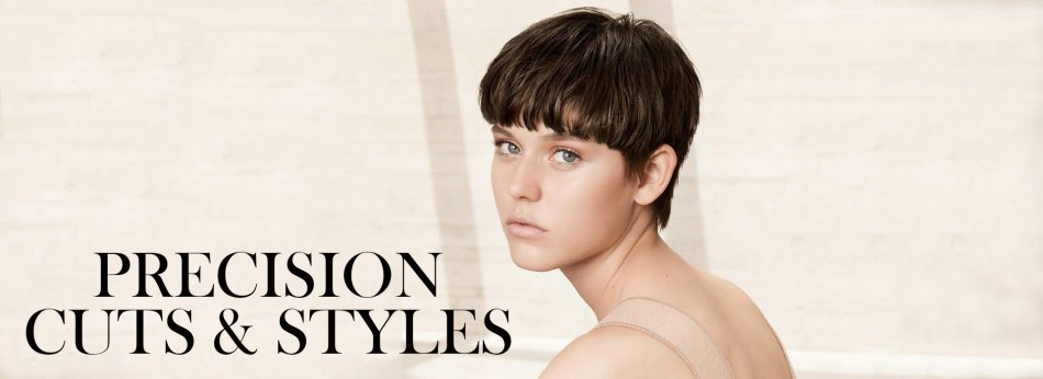 PRECISION Cuts Styles Loré Hairdressing Salon in North Baddlesley