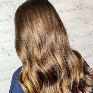Balayage hair colour salon near Southampton