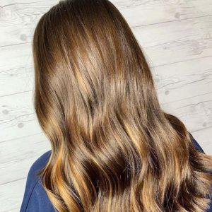 Balayage hair colour salon near Southampton