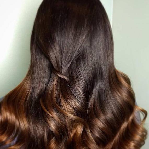 balayage hair colour salon north baddesley