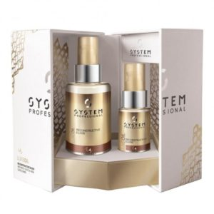 system professional luxeoil christmas pack