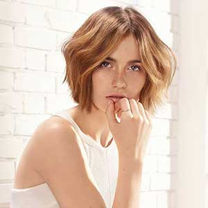 Short & Chic Hairstyles