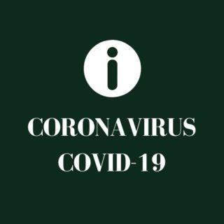 Important Coronavirus (COVID-19) Information