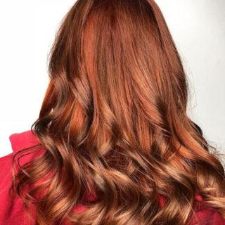 Top 5 Autumn Hair Colour Trends You'll Love