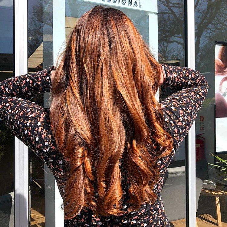 the best hair colour salon in North Baddesley