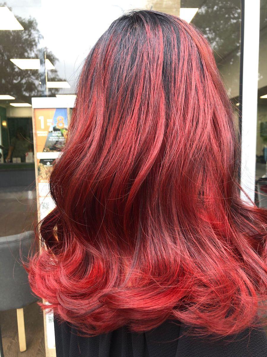 balayage hairdressers salon North Baddesley