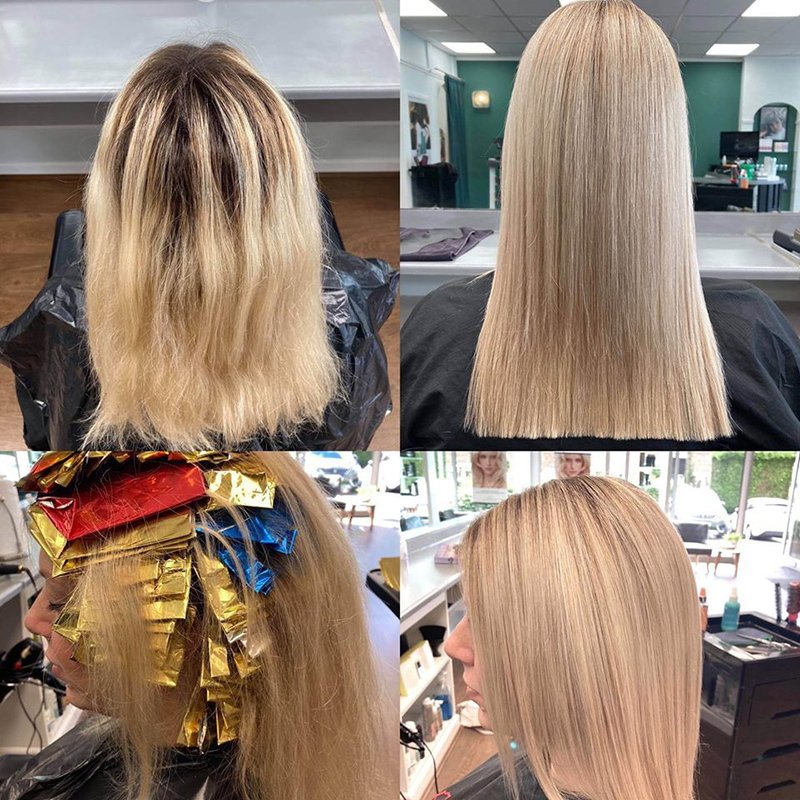 Highlights & Lowlights Hair Colour Services at Loré Hairdressing